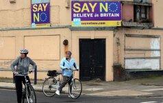 Brito išpuolis prieš lietuvę: tiesiog išvažiuok namo, mes nubalsavome