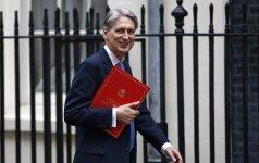 Didžioji Britanija nori abipusio rinkų susitarimo su ES