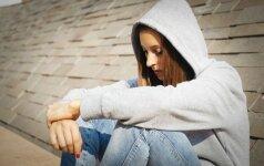 Šokiruojantis tyrimas privers pasikalbėti su vaikais: jų galvose sukasi siaubingos mintys