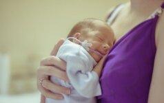 Lietuvoje kuriamas pirmasis motinos pieno bankas