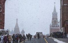 Rusija apribos piniginius pervedimus į Ukrainą