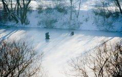 S. Paltanavičius: graži žiemos pradžia neturi tęsinio