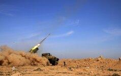 """JAV nori izoliuoti """"Islamo valstybę ir jos Sirijos bastione Rakoje"""