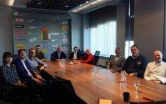 LKF ir licencijuotų FIBA agentų susitikime – mintys apie graibstomą jaunimą