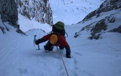 Paskutinė Everesto riba: gyvenimas be deguonies