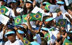 Po ketverių metų Rio de Žaneiro žaidynėse Lietuva gali turėti dar daugiau medalių