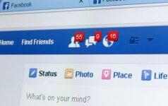 """Apie ką nepagalvoja rastus dokumentus per """"Facebook"""" platinantys geradariai"""