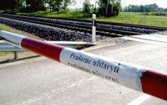 Ginčas dėl geležinkelio pervažos: gyventojams kyla ypač rimtų problemų