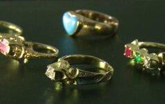 Kokias paslaptis išsiaiškino juvelyras, užsibrėžęs atkurti LDK valdovų žiedus?