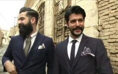 Stilingi Irako hipsteriai susilaukė pasaulio žiniasklaidos dėmesio