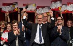 Europa lengviau atsikvėpė: bjaurios rinkimų kovos pabaiga yra geras ženklas