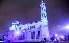 Kauno Kristaus Prisikėlimo bažnyčia (E. Radzevičiūtės nuotr.)
