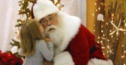 vaikas, mergaitė, Kalėdos, Kalėdų senelis, noras, pažadas, dovana, paslaptis