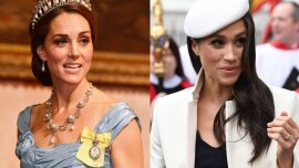 tarp Meghan Markle ir Kate Middleton
