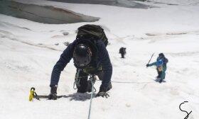 Aklimatizacijos diena, sniego diena