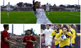 """Philippe'as Coutinho, Edisonas Cavani ir Thomasas Mulleris """"Pro Evolution Soccer"""" žaidime"""