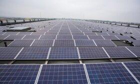 Utenoje iškils saulės elektrinė