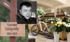 Eugenijaus Ostapenko skrodimo išvadas gavusi jo mama – apie dainininko sveikatos bėdas: vaistus gėrė maišais, turėjo invalidumą