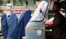 Burkos Afganistane