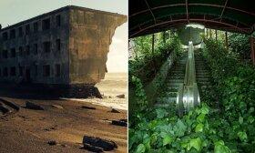 Gamta prieš civilizaciją: pamatykite, kaip gamta atsiima savo turtą