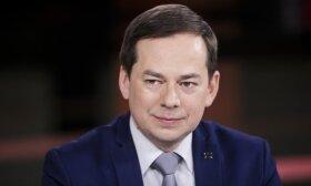 Pranckevičius: per kitus septynerius metus matysime didžiausią Lietuvos istorijoje finansinę injekciją