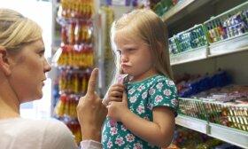 5 požymiai, rodantys, kad vaikui leidžiate per daug