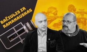 B&R Pristato: Valdas Rakutis. Kam Lietuvai kariuomenė?