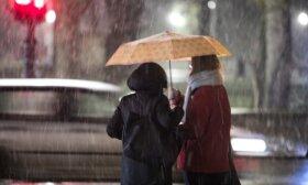 Po stingdančio šalčio – radikalios permainos: pataria būti atsargiems ir laukti kitos savaitės