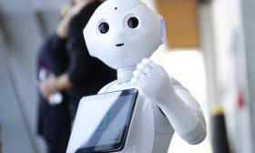 Su robotais ateityje kalbėsime vis dažniau: lietuvių mokslininkai paaiškino, kaip keisis mūsų bendravimas