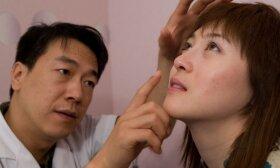 """Nauja jaunų kinų tendencija: pasitelkę plastines operacijas nori pasiekti """"aukso pjūvio"""" proporcijas"""