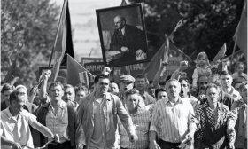 Filmo apie Novočerkasko įvykius stopkadras