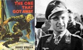 """Atkaklusis nacis, kuris norėjo grįžti į Vokietiją: pabėgėlio išradingumas pranoko """"Holivudo"""" filmus, o Hitleris už tai net apdovanojo"""