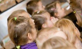 Klaipėdoje į mokyklas vaikus registruos internetu