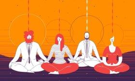 Netikėtas tyrimo rezultatas: meditacija mažina motyvaciją atlikti užduotis