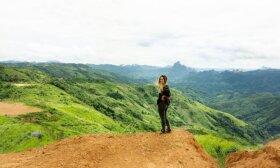Po klajonių Laose laimę rado gimtojoje Tauragėje: gyvena karavane pamiškėje ir apie didmiestį nebesvajoja