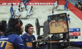 NBA 2K lygos rungtynės