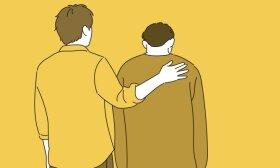 Vyrams verkti negalima: kai emocijos draudžiamos – prasideda problemos