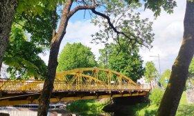 Tiltas per Šyšos upę