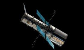 """Kosmose – rizikingas manevras su kosminiu teleskopu """"Hubble"""": tai prilygsta stebuklui"""