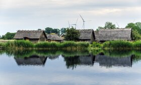 Vikingų kaimelis