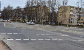 Naujas ženklinimas ir lengvesnis parkavimas judriausiose Marijampolės gatvėse