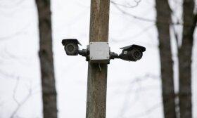 Kaimuose įrengiama vis daugiau vaizdo stebėjimo kamerų