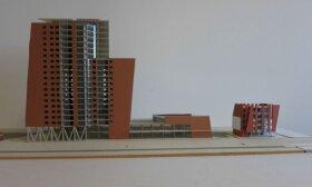 Klaipėdoje bus statomas naujas verslo centras
