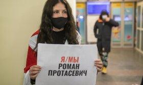 Moteris oro uoste