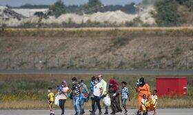 Pabėgėliai iš Graikijos perkelti į Vokietiją, 2020 07 24