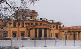 Trakų Vokės rūmai. 2021