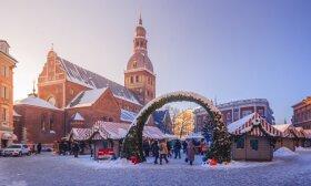 Magiškos Kalėdos ir Naujieji pas kaimynus – ar teko sutikti šventes Latvijoje?