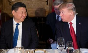 Trumpo prekybos karo mūšio lauke gimsta nauja Kinijos ekonomika
