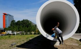 Hyperloop vamzdis Nyderlanduose