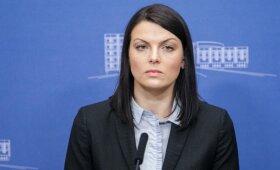 Nemalonumų ištiktą Kazėnienę stojo ginti teisingumo ministras